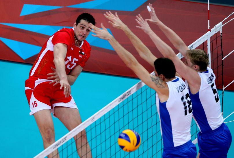 Todor Aleksjew często musiał się mierzyć z rosyjskim blokiem (fot. Getty Images)