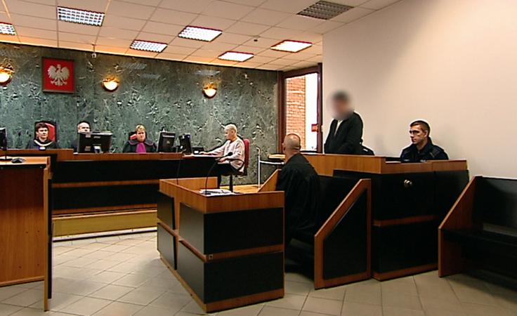Oskarżony o zabójstwo Mariusz K. stanął przed Sądem