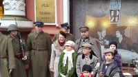 7 Bydgoska Drużyna Harcerska Młode Wilki spotkała  Marszałka Józefa Piłsudskiego (nad. Doorta Sucharska)