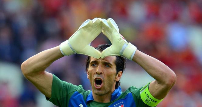 Gianluigi Buffon (fot. Getty Images)