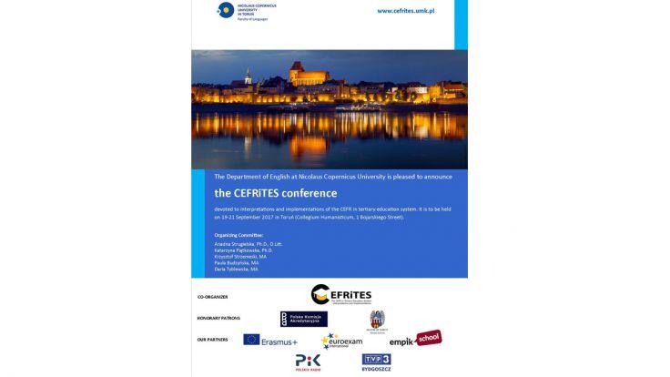 Międzynarodowa Konferencja CEFRiTES