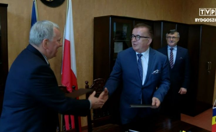 Honorowy konsul Mołdawii