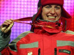 Justyna Kowalczyk wywalczyła brąz w biegu na 30 kilometrów stylem dowolnym (fot. Getty Images)