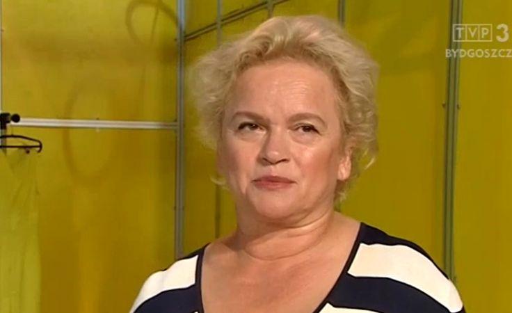 Katarzyna Figura zaprasza na premierę