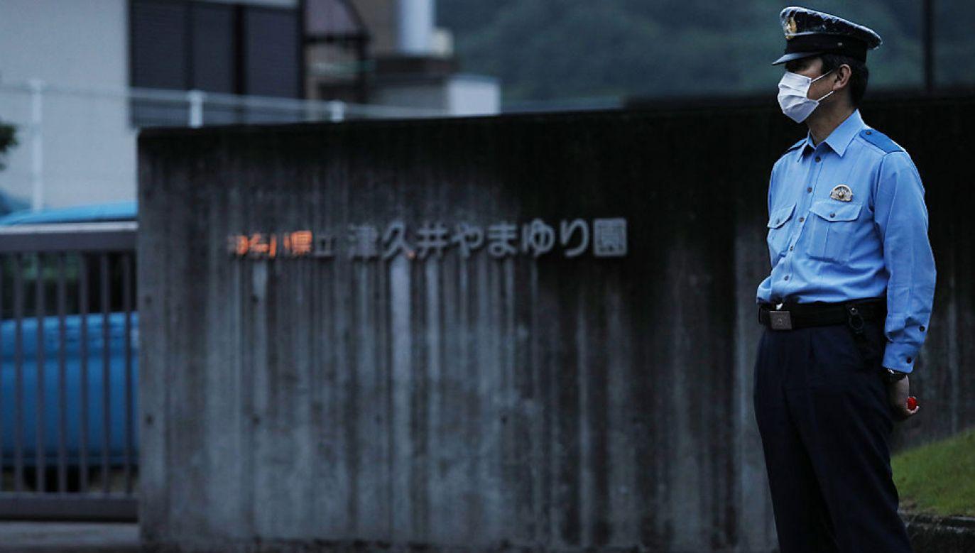 Japońska policja zatrzymała ośmiu obywateli Korei Płn. (fot. Ken Ishii/Getty Images)