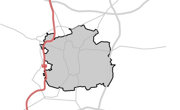 Droga ekspresowa S14 to w planach zachodnia obwodnica Łodzi, która ma zamknąć