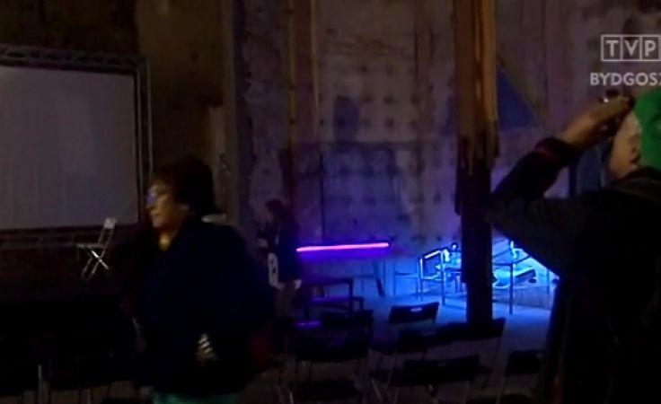Synagoga w Fordonie znów ciekawi turystów