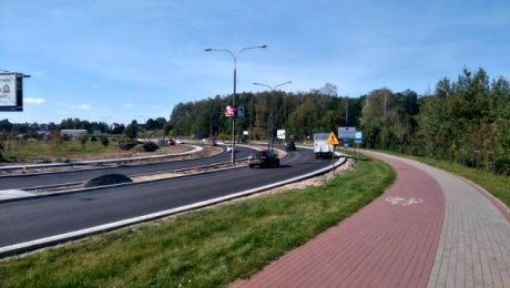 Zakończył się trwający od 8 sierpnia remont ul Sielskiej w Olsztynie
