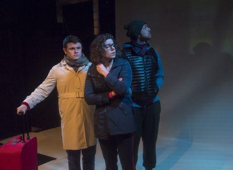 """Spektakl """"Elling"""" w Teatrze Barakah"""