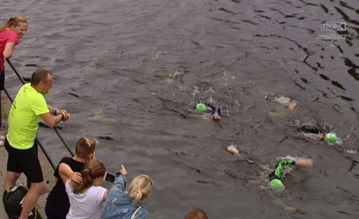 Zawody pływackie Woda Bydgoska 2018