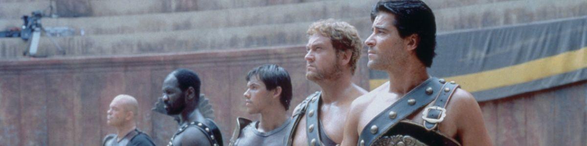 """""""Spartakus"""", część 1"""