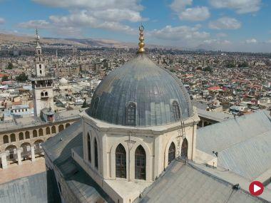 Sekrety wykute w kamieniu, Damaszek. Wieczne miasto