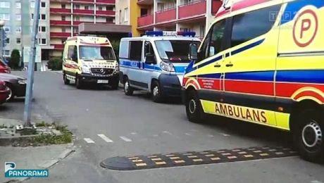 Trzylatek zmarł po zatrzaśnięciu się w pralce