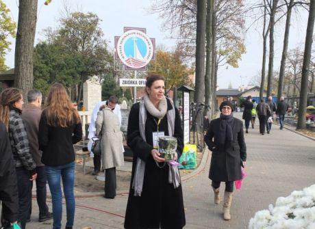 XX Kwesta na Starym Cmentarzu w Łodzi