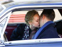 Jej wizja zaczyna mu się podobać... (fot. Olga Grochowska/TVP)