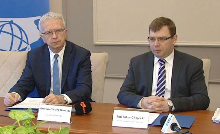 Wojewoda: we wdrażaniu reformy oświaty konieczna współpraca