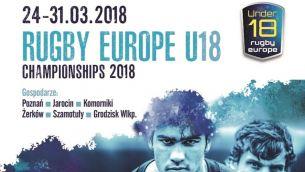Mistrzostwa Europy w Rugby U18 na antenie TVP3 Poznań