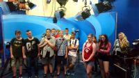 Wizyta uczniów z Gimnazjum numer 9 w Olsztynie