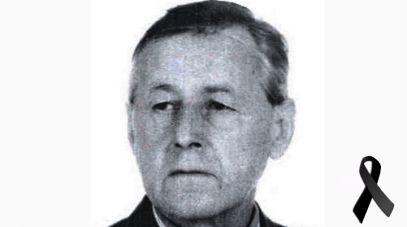 Antoni Olbert nie żyje