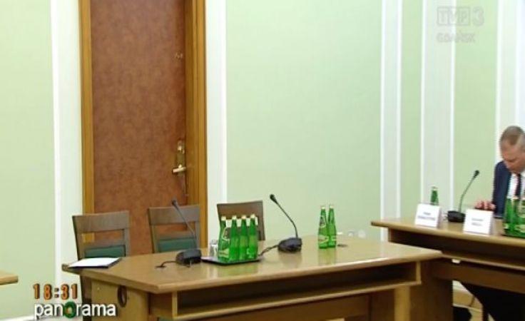 Prokurator Kijanko nie stawiła się przed komisją śledczą