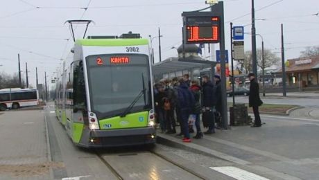 Projekt przewiduje budowę kolejnej linii tramwajowej w Olsztynie