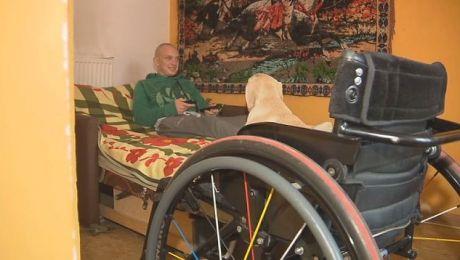 W walce o samodzielność może mu pomóc nowy wózek