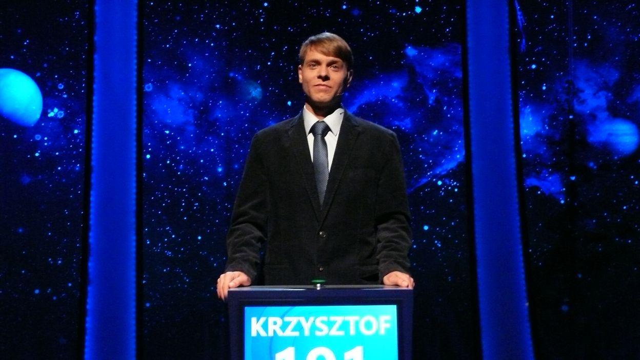 Krzysztof Sojka - zwycięzca 4 odcinka 108 edycji