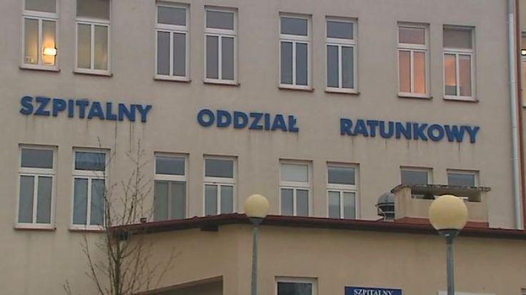 Do tragicznego zdarzenia doszło w szpitalu powiatowym w Iławie