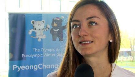 Monika Hojnisz: igrzyska? Najpierw muszę zdobyć kwalifikację