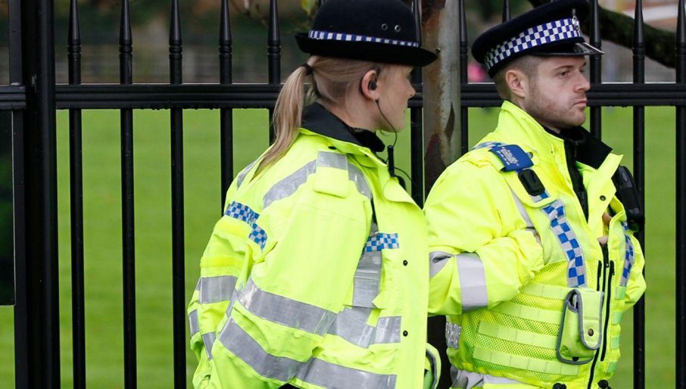 Policja zidentyfikowała podejrzanych o zamach poprzez sprawdzenie pasażerów lotów z i do Wielkiej Brytanii (fot. REUTERS/Craig Brough)