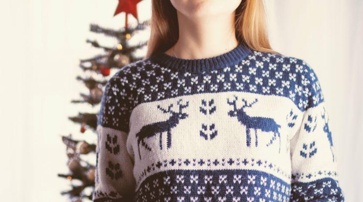 Magia świątecznych swetrów