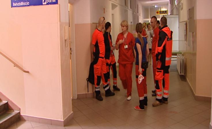 Kilkudziesięciu uczestników woodstocku trafiło do szpitala