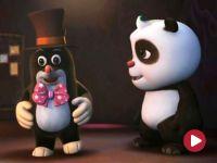 Krecik i Panda, Nowy dom Krecika
