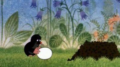 Krecik – Krecik i jajka, odc. 15