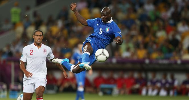 Mario Balotelli tym razem nie zdobył bramki (fot. Getty)