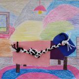 Aleksandra Komada, 11,5 roku, Gorzyce