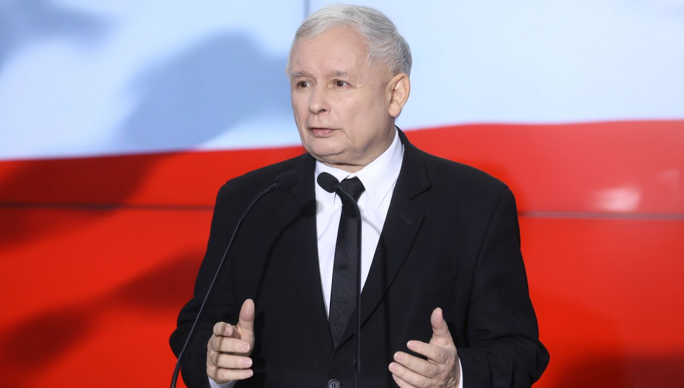 Jarosław Kaczyński był premierem w latach 2006 – 2007 (fot. PAP/Rafał Guz)