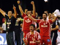 Ekipa z Bałkanów była we wtorek zdecydowanie lepsza od obrońców tytułu (fot.PAP/EPA)