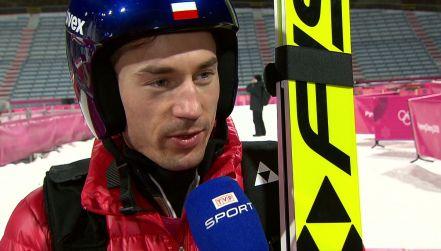 Kamil Stoch po treningach: w końcu znaleźliśmy optymalną pozycję