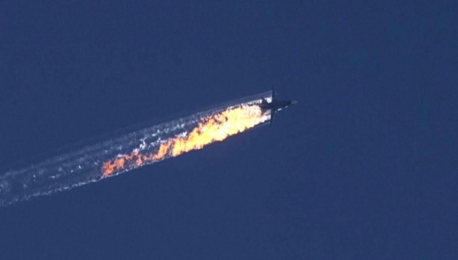 Службы сбитый российский самолет над турцией ЗАНЯТИЯ: Дифференциальная диагностика