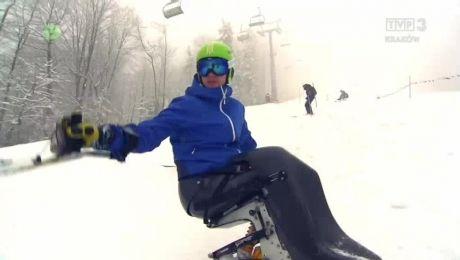 Mój slalom w PyeongChang