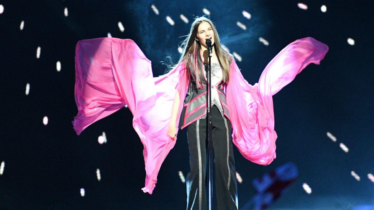 Helena z Białorusi zaśpiewała swoją piosenkę po rosyjsku (fot. Getty Images)