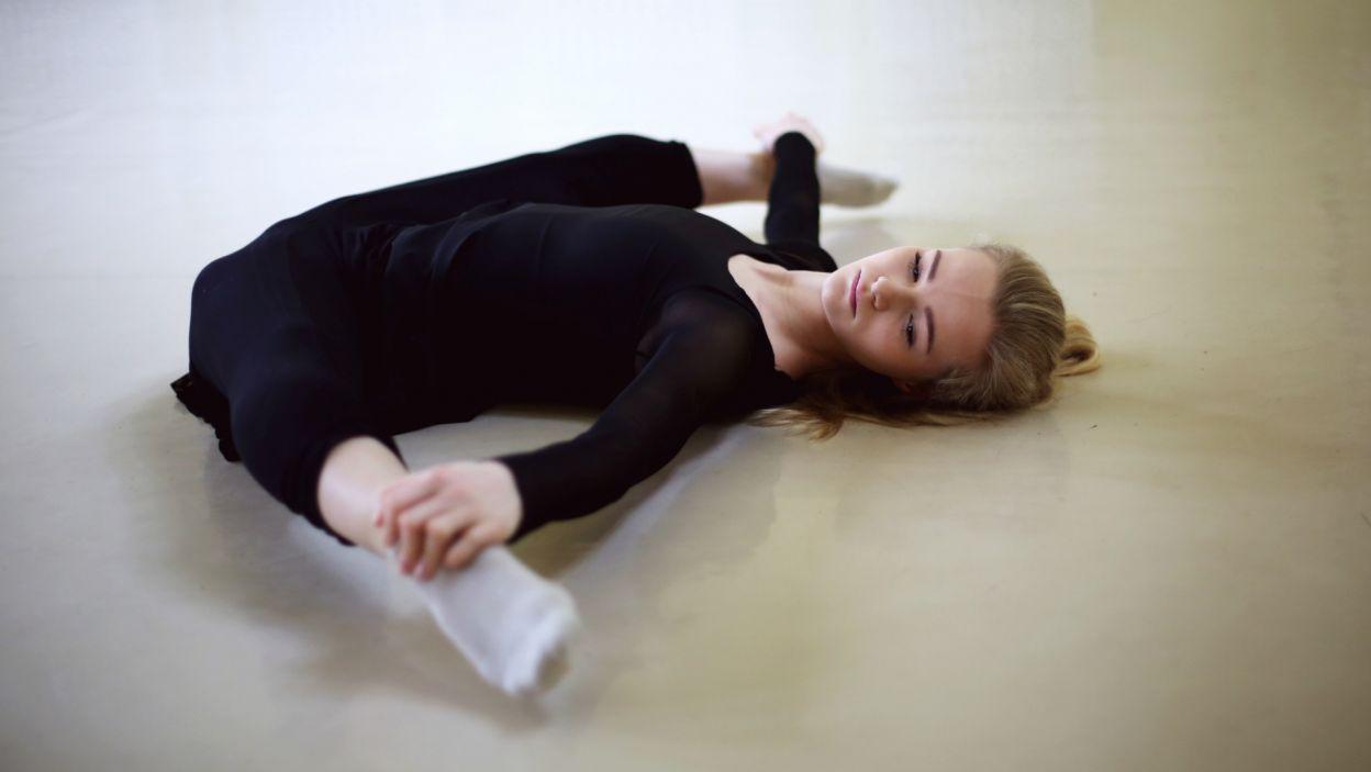 Kontuzje to postrach każdego tancerza. Mogą one trwale przekreślić wieloletni wysiłek i zaangażowanie (Hania Szychowicz, fot. Z. Gąsiorowska)