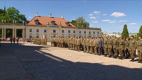 Podlaski Oddział Straży Granicznej świętuje 27. rocznicę powstania