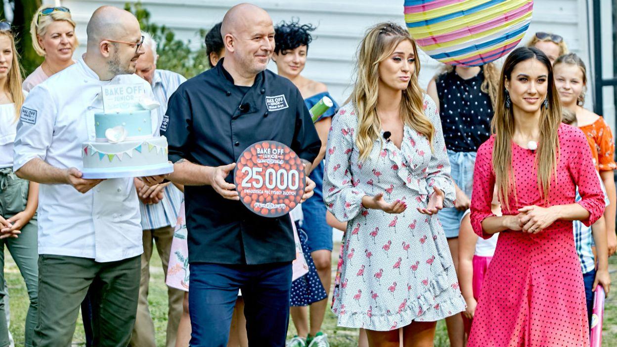 – Zawsze jest tak, że zwycięzca jest tylko jeden – mówi Michał Bryś (fot. TVP)