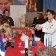 Prowadzący prezentował swoim fanom ciekawe doświadczenia (fot. I. Sobieszczuk/TVP)