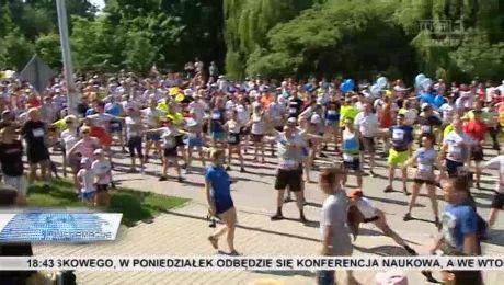 Ale Się biegło... Półmaraton Kielecki zgromadził około 1000 zawodników