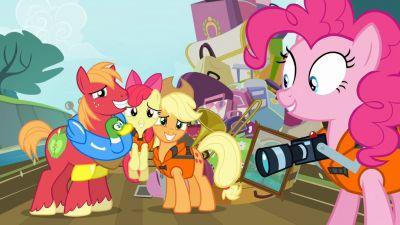 My Little Pony, seria IV: Pinkie Apple Pie, odc. 9