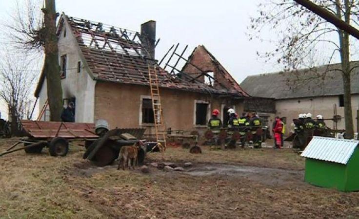 Według strażaków pożar mógł rozwijać się przez kilka, a nawet kilkanaście godzin