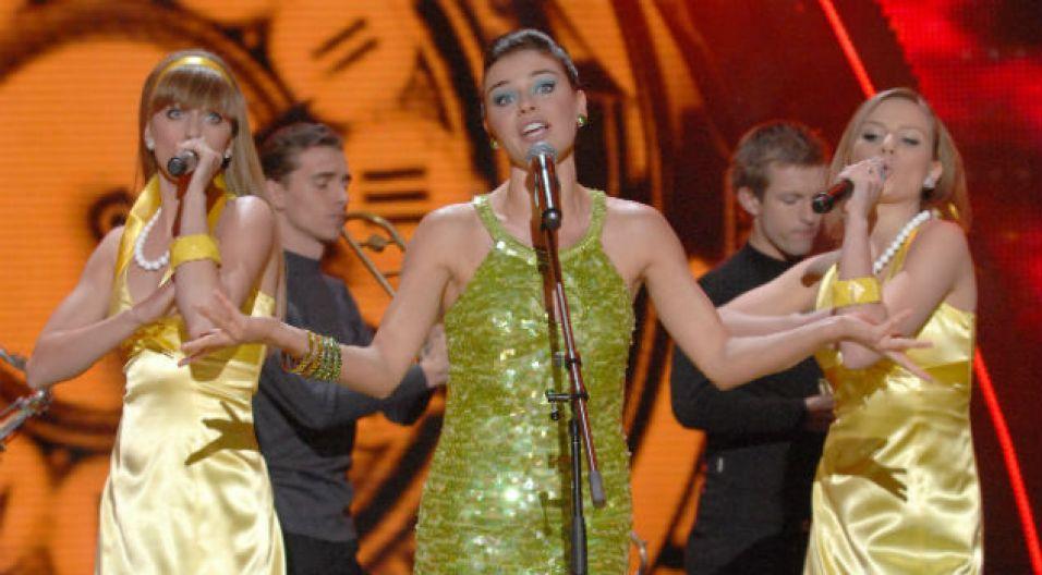 Natasza Urbańska (fot. TVP)